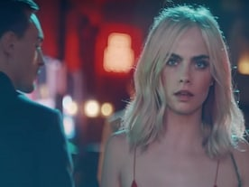 Cara Delevingne criticised for 'sexist' Jimmy Choo ad that has men catcalling her