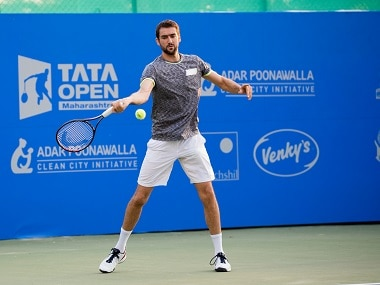 Maharashtra Open: Marin Cilic looks to win third title in India; Leander Paes faces Rohan Bopana in doubles opener