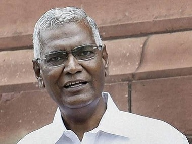 BJP-RSS trying to subvert Constitution; need united front to counter such moves: CPI