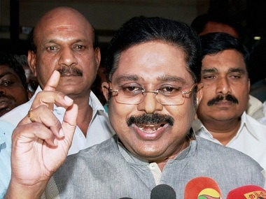 TTV Dhinakaran takes oath as MLA: Sidelined AIADMK leader becomes first Independent legislator from RK Nagar