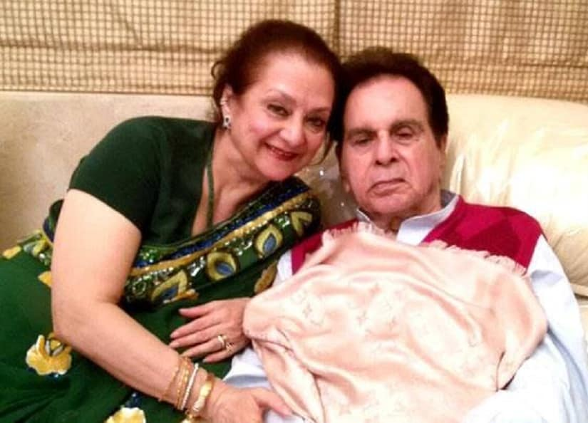 saira banu talks about married life with dilip kumar