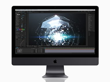 The 2017 iMac pro. Image; Apple