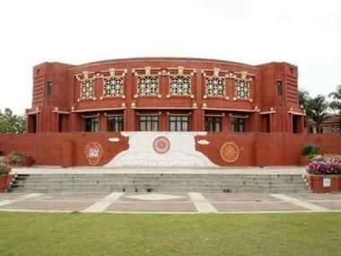 IIM Lucknow. Image courtesy: News18