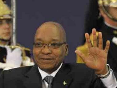 ANC convenes conference to choose Jacob Zuma's successor as party chief; ex-wife, deputy president in tight race