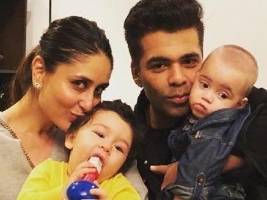 Kareena Kapoor, Karan Johar's children are the new BFFs in town: Social Media Stalkers' Guide