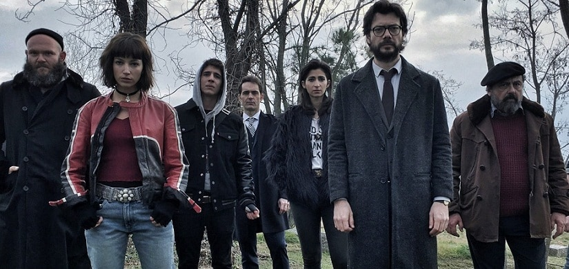 La Casa De Papel review: This delightful Netflix Spanish heist drama