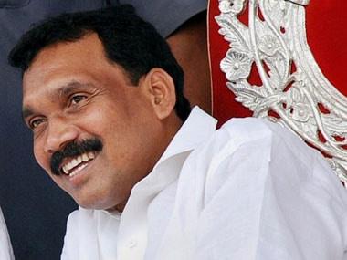 File image of former Jharkhand chief minister Madhu Koda. AFP