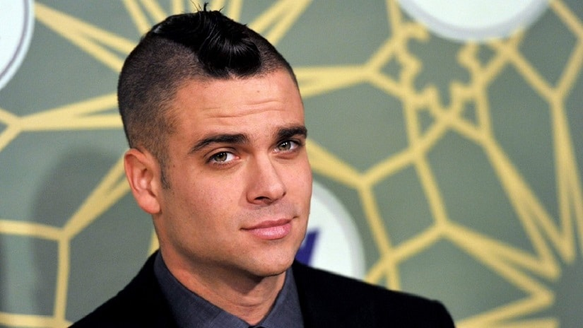 Glee actor Mark Salling. Image from Twitter.