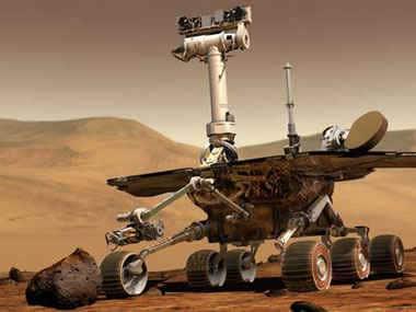 Mars Rover . NASA.