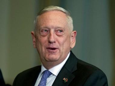 US defence secretary James Mattis urges Pakistan to 'redouble' efforts against terrorists