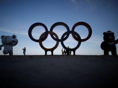 Olympics and Paralympics Winter Games 2018. Reuters.