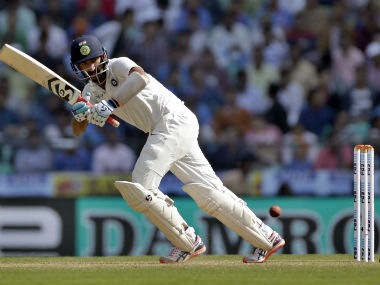 File image of India's Cheteshwar Pujara. AP