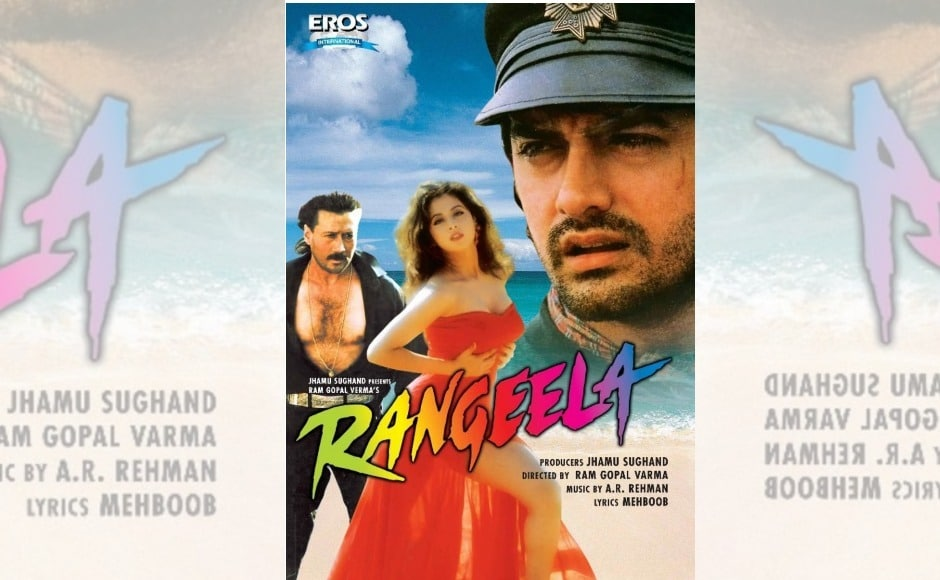 The writer-director-actorfirst came into the limelight with Rangeela. He worked as a writer on the film