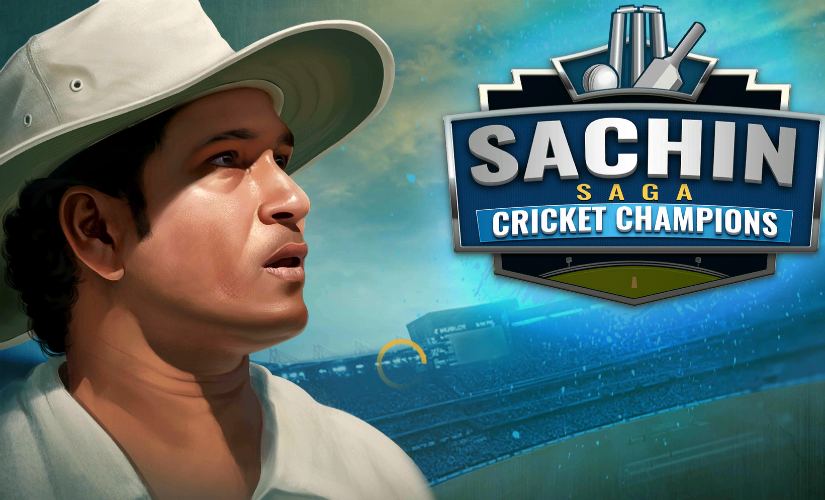 The game, developed by the Pune-based digital entertainment and gaming company JetSynthesys, and aptly called 'Sachin Saga Cricket Champions' is free-to-download and is available at present only to Android users. Mobile screenshot