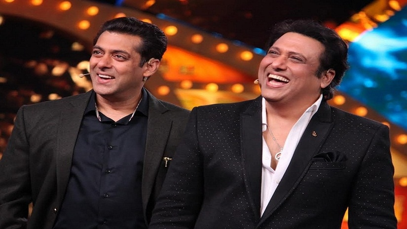 Salman Khan and Govinda. YouTube