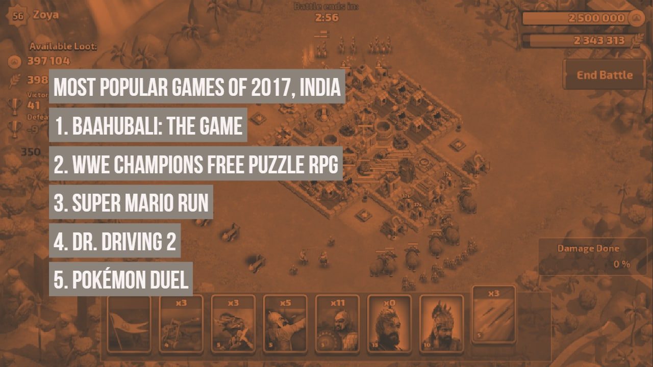 top-games-india-2017