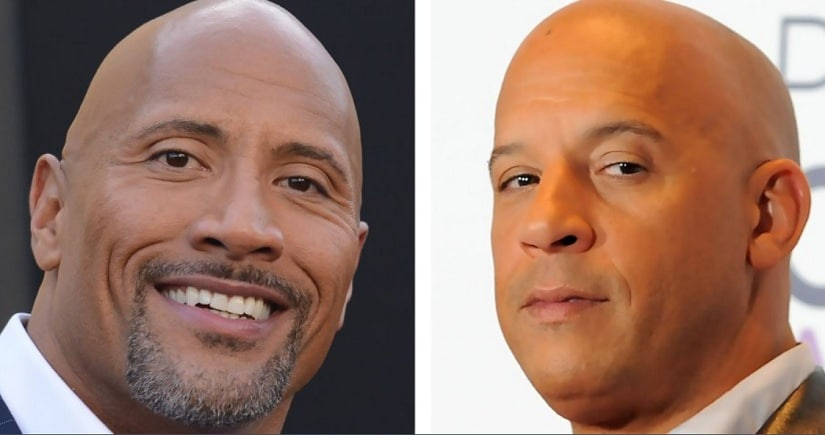 Vin Diesel beats Dwayne Johnson to become top grossing actor of 2017
