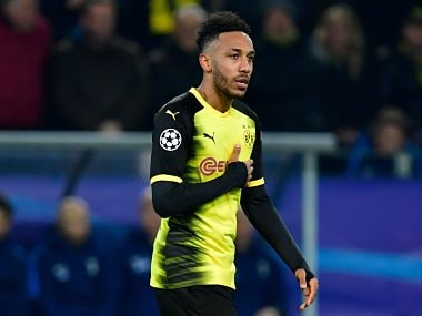 Premier League: Arsenals €50 million bid for Pierre-Emerick Aubameyang rejected by Borussia Dortmund, say reports