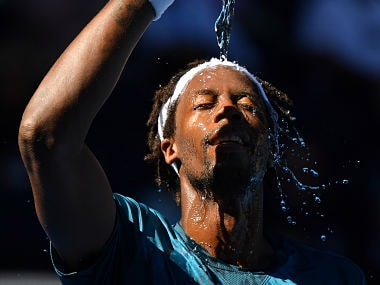 Australian Open 2018: Organisers face criticism over extreme heat policy as players struggle in baking conditons