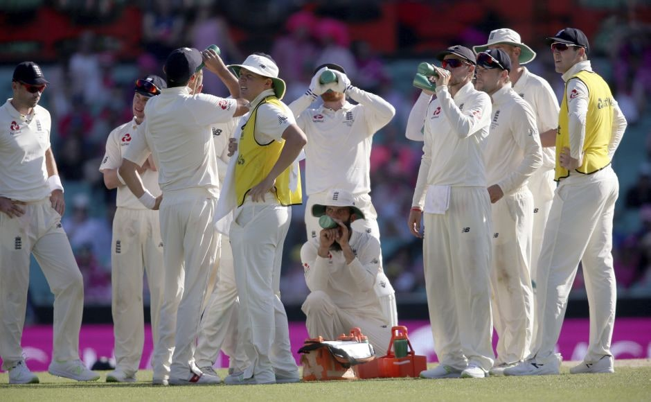 England's miserable tour continued as Australia piled on 479 for 4 at the end of Day 3 of fifth Ashes Test in Sydney. AP