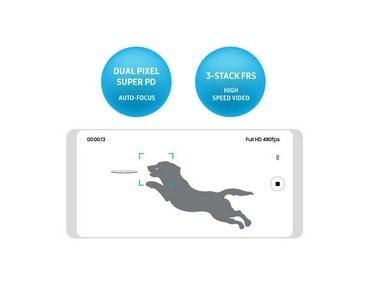 ISOCELL Fast sensor. Samsung