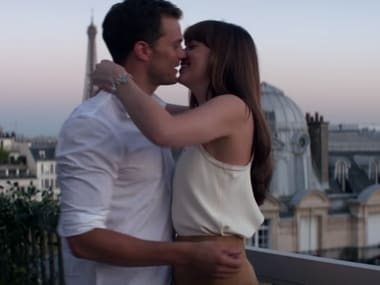 Fifty Shades Freed new trailer is out and Twitter just can't get enough of its ridiculousness