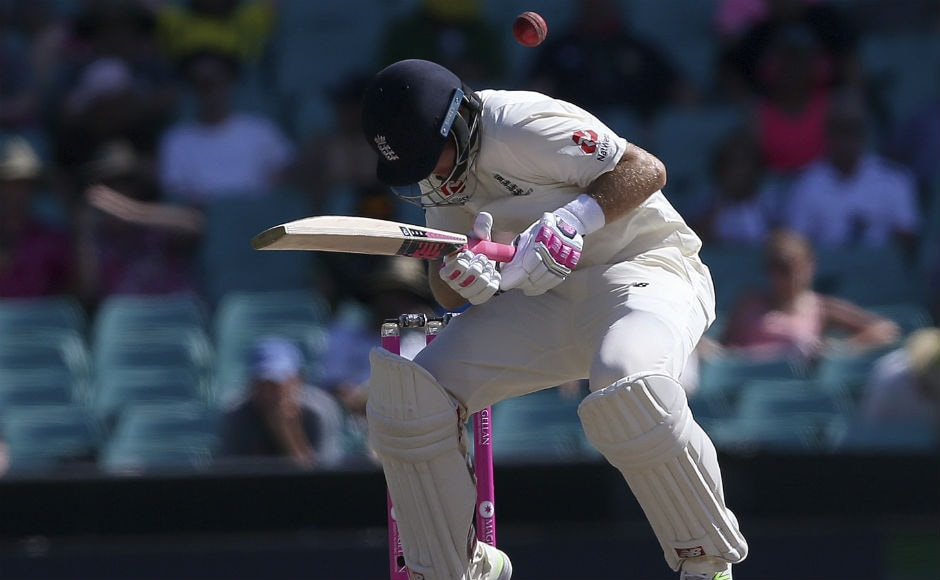 The going got tough for England in their second innings as they kept losing wickets at regular intervals. Skipper Joe Root showed some resistance but he didn't get much support from others. AP