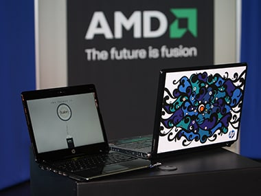 AMD reports 60 percent growth in sales Q4 FY17; sales of graphics and server processors saw an uptick