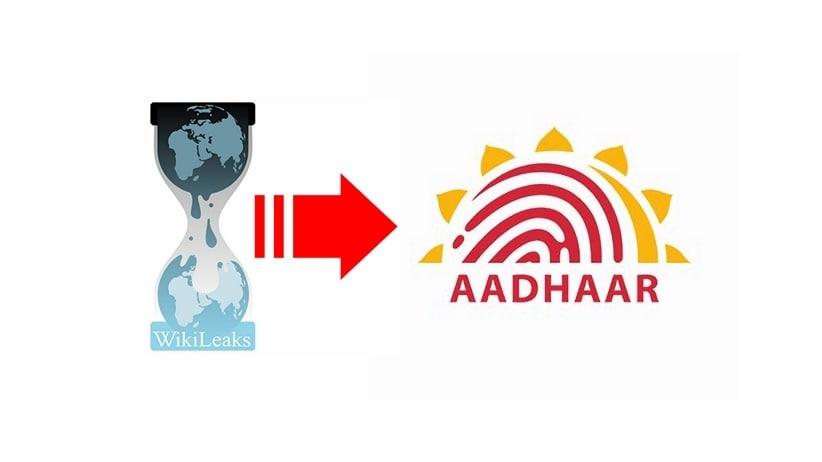 Aadhaar WikiLeaks 16x9