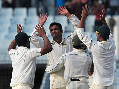 File image of Bangladesh's Abdur Razzak. AFP