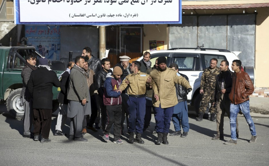 Kabul has become one of the deadliest places in Afghanistan for civilians, with the Taliban and the Islamic State group both stepping up attacks. AP