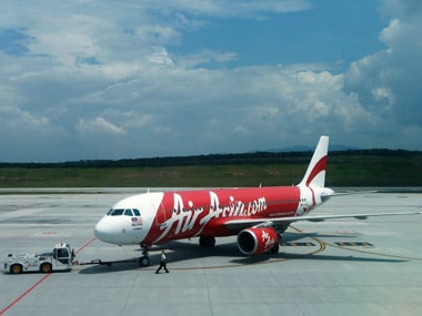 File image of an AirAsia aircraft. Reuters