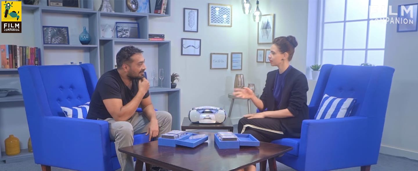 Tape Cast: Anurag Kashyap, Kalki Koechlin come together to talk life beyond films