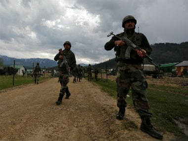 Jammu and Kashmir police registers FIR against army personnel in Shopian firing