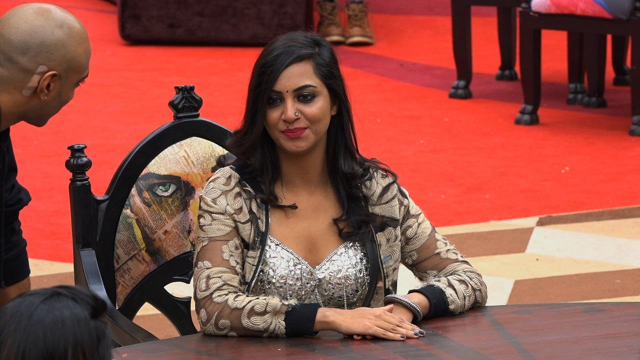 Arshi Khan on Bigg Boss 11