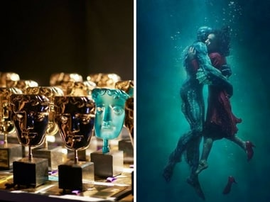 BAFTA 2018: Guillermo del Toro's The Shape of Water leads race with nominations in 12 categories