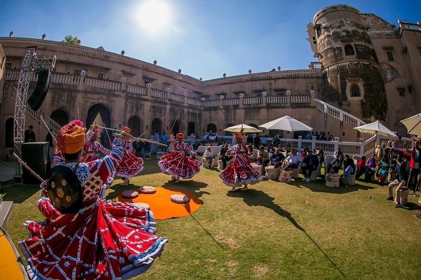 Scenes from Taalbelia Festival