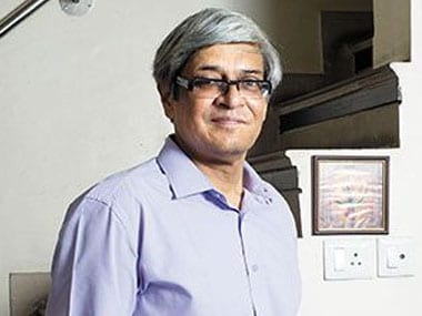 File image of Bibek Debroy