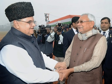 On Republic Day, Bihar governor Satya Pal Malik says state working for development of all sections of society