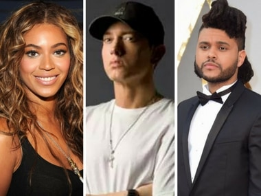 Coachella music festival: Beyoncé, Eminem, The Weeknd to headline the event