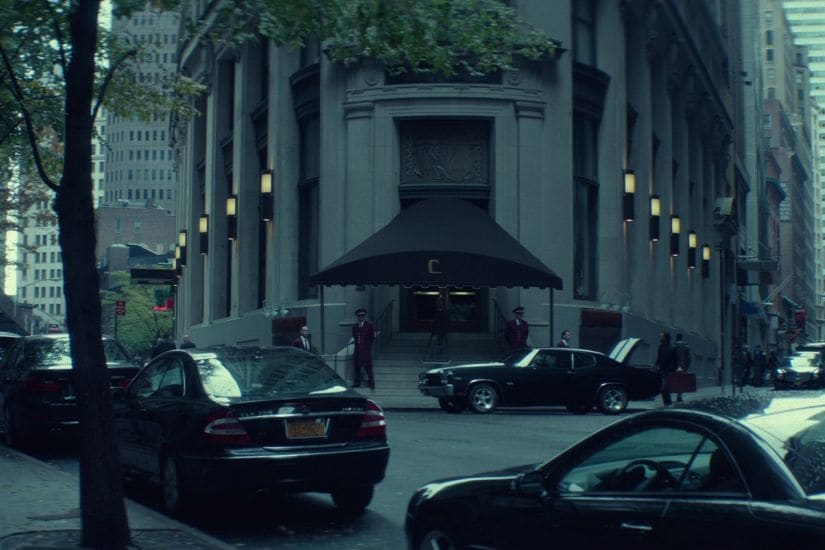 A still of the Continental Hotel in John Wick