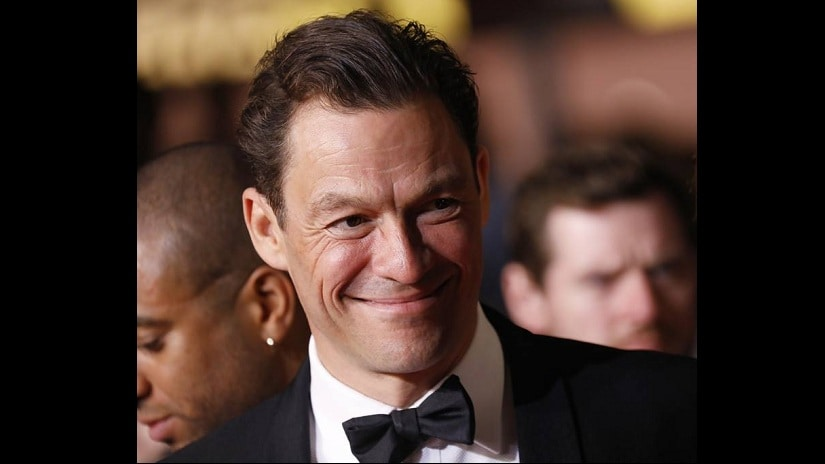 Dominic West. Facebook