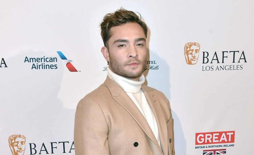 File image of Ed Westwick. AP