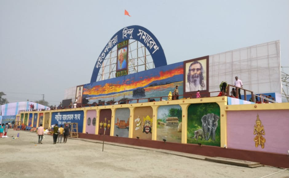 Politicians, heads of village bodies, titular tribal kings and more than 10 chiefs of different satras of Assam will be among the dignitaries attending the rally. Firstpost/Rishiraj Bhagawati