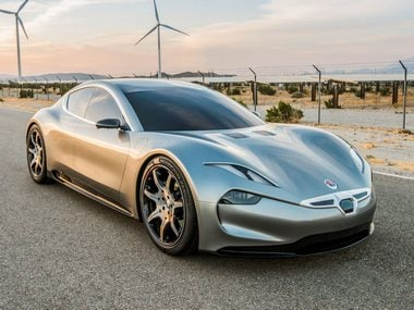 The Fisker Emotion Hybrid Car Will Debut At Ces 2018 And Offer Tesla Model X Challenging Performance Technology News Firstpost