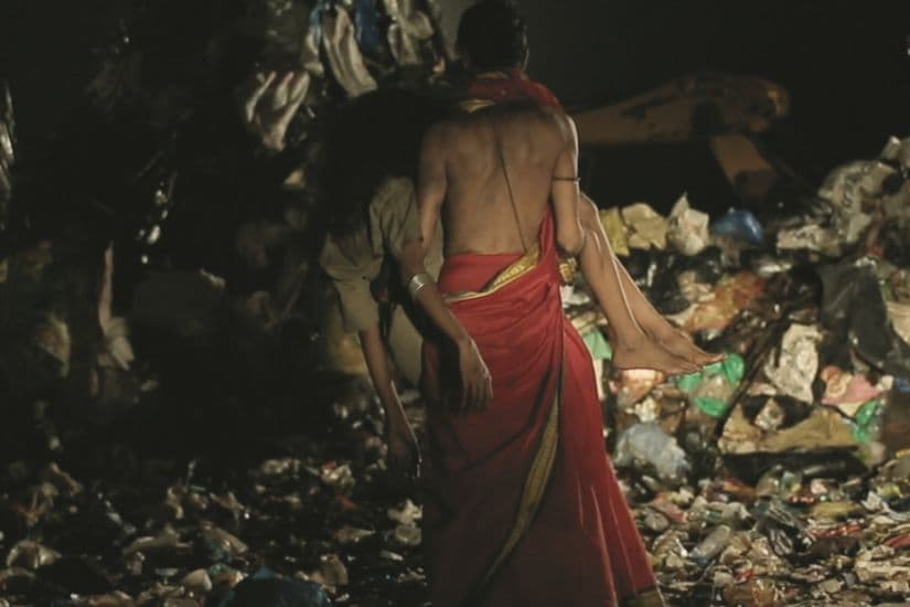 A still from Garbage. Image via Twitter