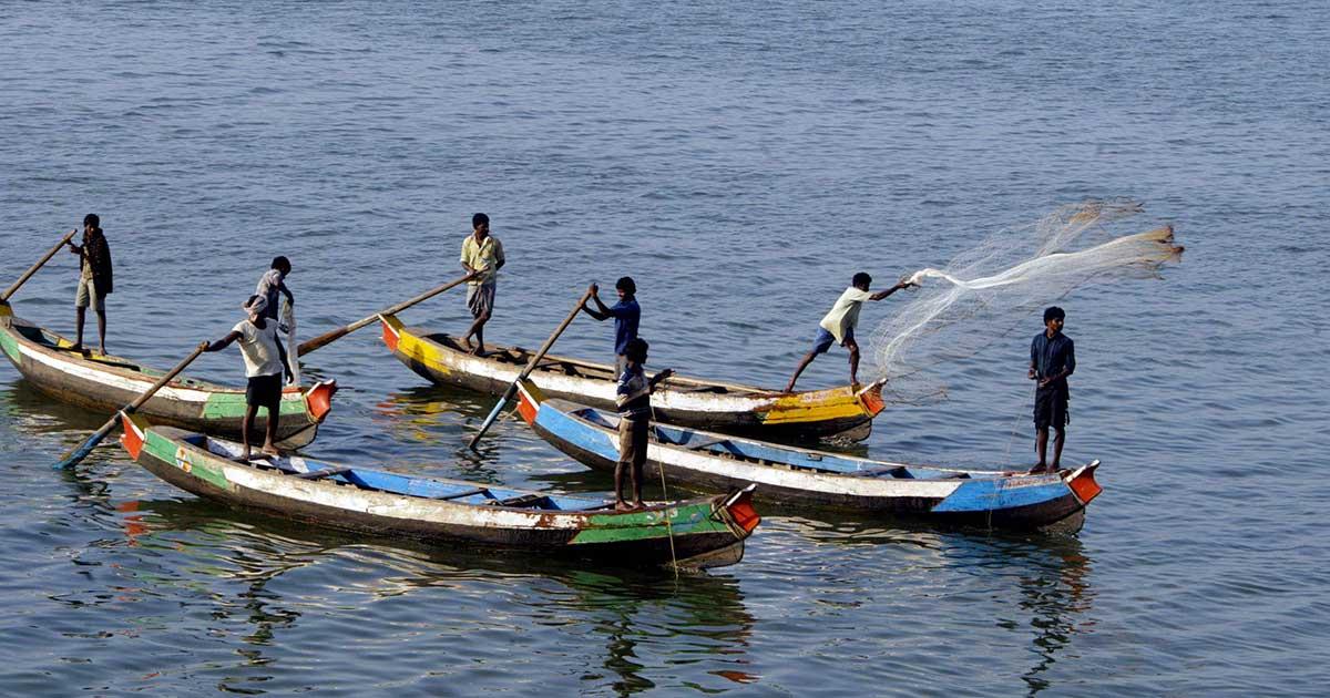 The Godavari river. AFP