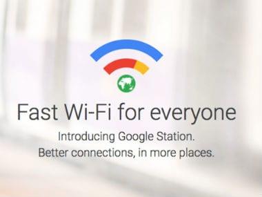 Google Station.