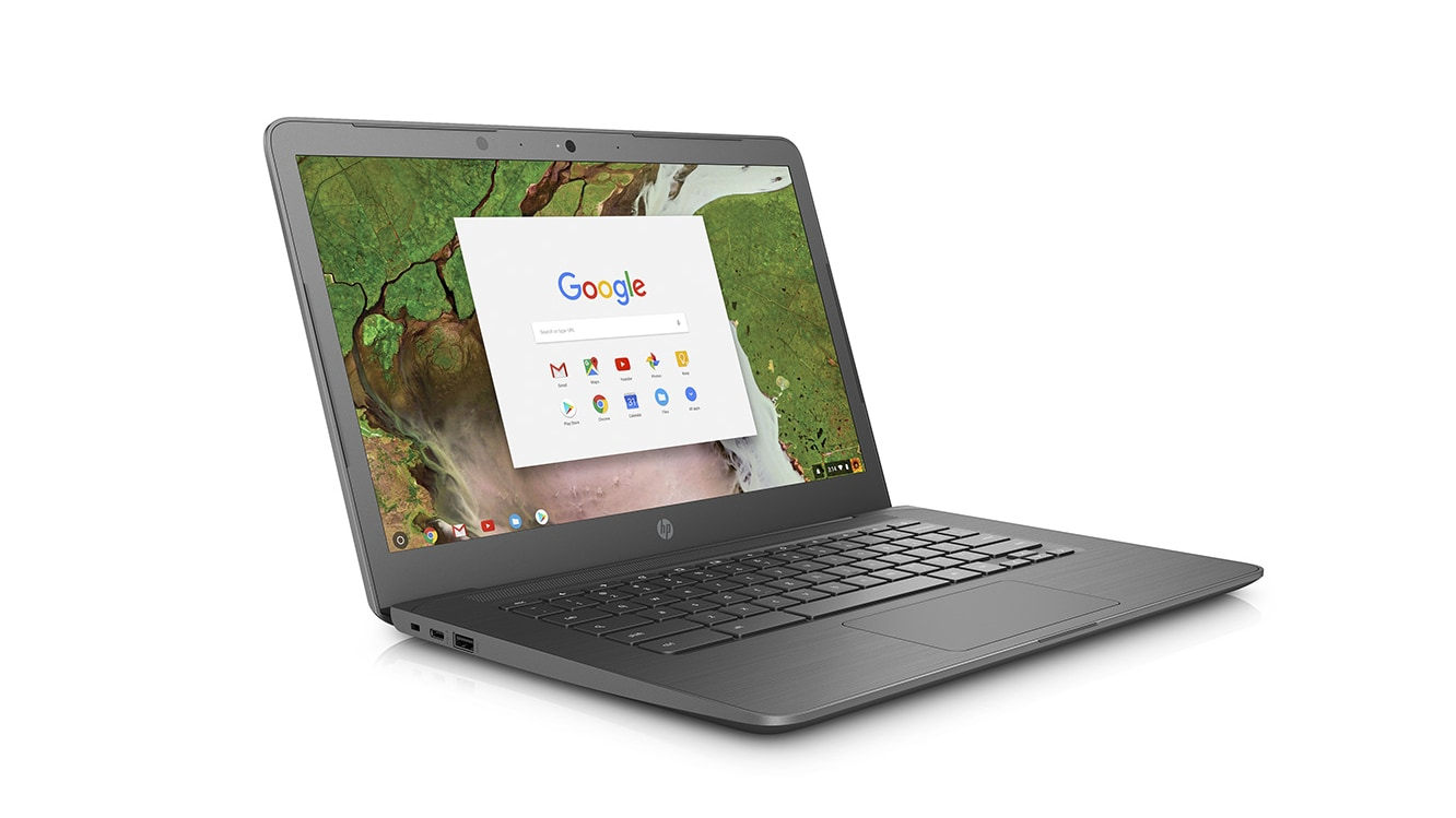 HP Chromebook 14 G5. Image: HP