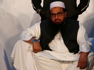 File image of Hafiz Saeed. Reuters